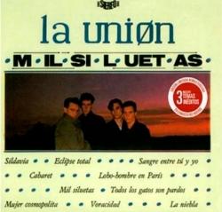 "Portada del primer álbum ""Mil Siluetas"""