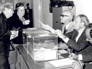 Primeras elecciones municipales democráticas