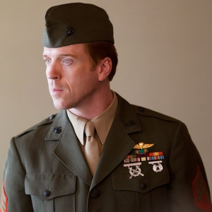 Nick Brody (Damián Lewis), protagonista de Homeland