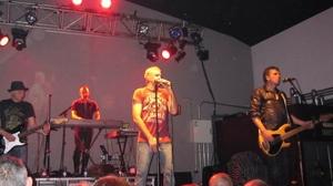 """Presentación de """"Big Banf"""" en Málaga, en noviembre de 2010"""