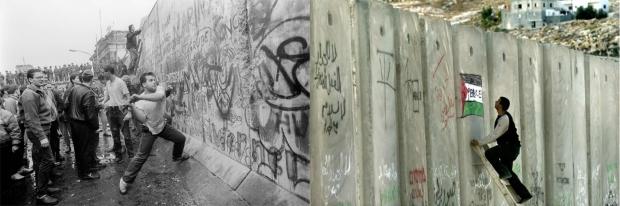Berlin 1989 - Gaza 2014
