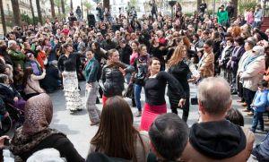 Flashmob en 2013