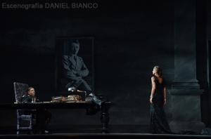 Tosca (Foto: Escenografía Daniel Blanco)