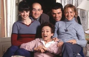 Soledad Huete en la serie de Tele 5 Siete Vidas le proporcionaría su mayor éxito y reconocimiento, y le mereció más premios que todo el resto de su carrera. (Foto: amanecemetropolis.net)
