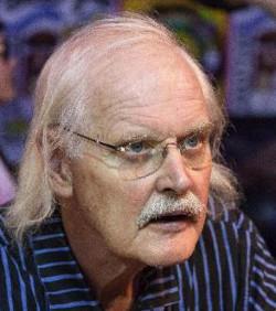 Bernhard Wilem Holtrop, co-fundador de Charlie Hebdo en 1968, entonces bajo el nombre de HaraKiri
