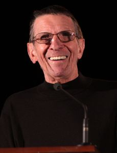 Leonard Nimoy en 2011