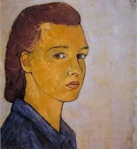 Autorretrato - 1940