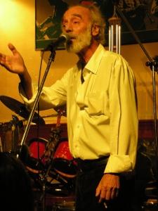 Actuación en el Cafe Central de Madrid en 2006