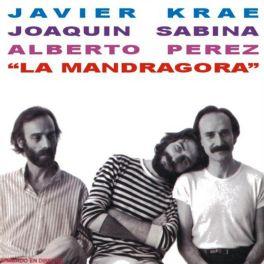Portada del disco La Mandrágora, título que toman del nombre de uno de los locales en que actuaban.