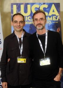 Juan_Diaz_Canales_and_Rubén_Pellejero_-_Lucca_Comics_&_Games_2015