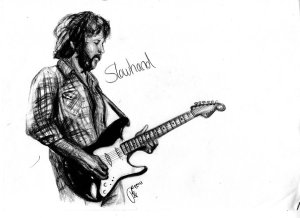 Eric Clapton - Slowhand Picture